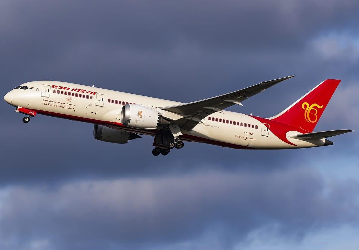 Vande Bharat Mission Air India Flights 25 August