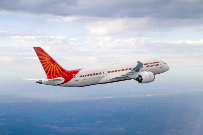 Air India Addition Flights Singapore
