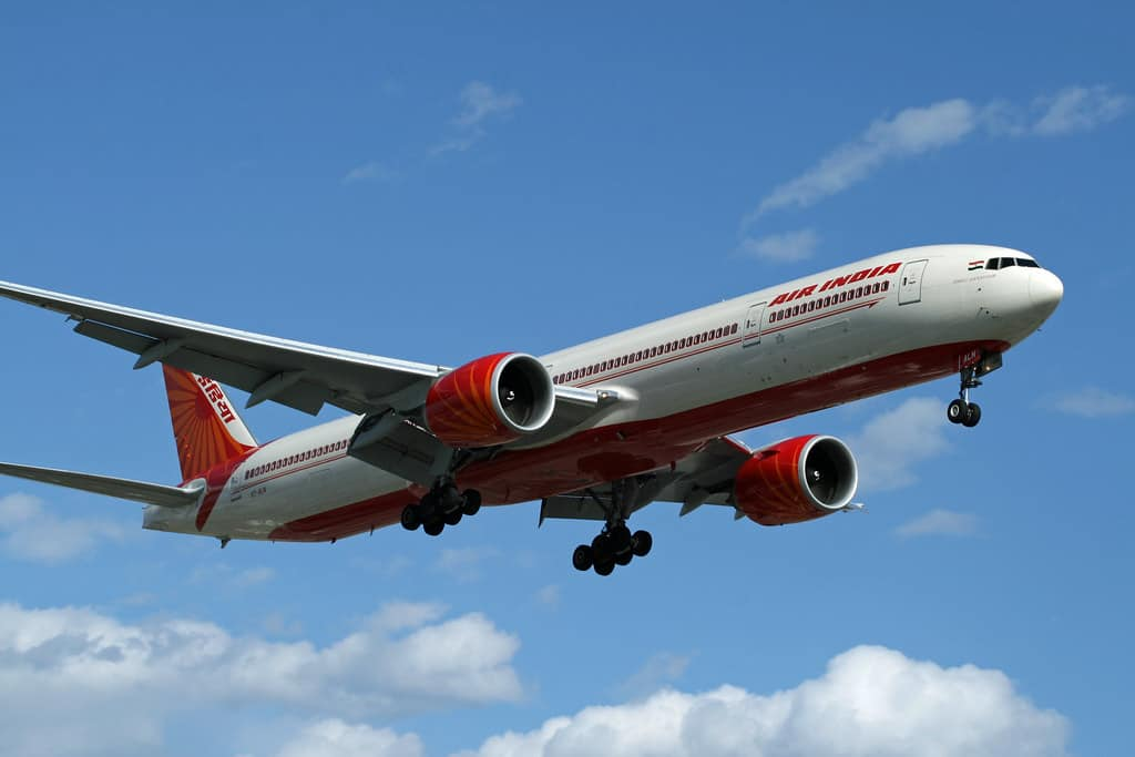 Air India Free Date Change