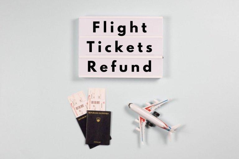 Air Ticket Refund in CAR 2008