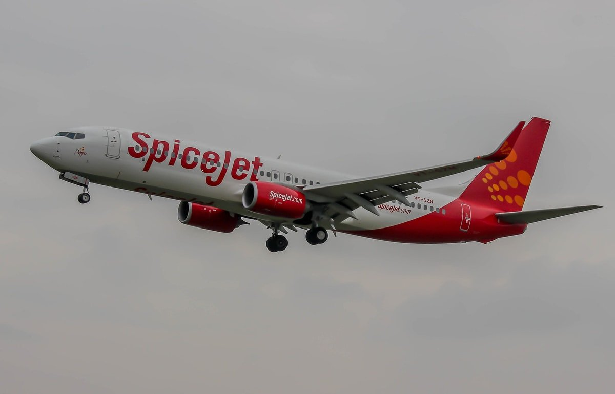DGCA Suspends SpiceJet's Head of Operations