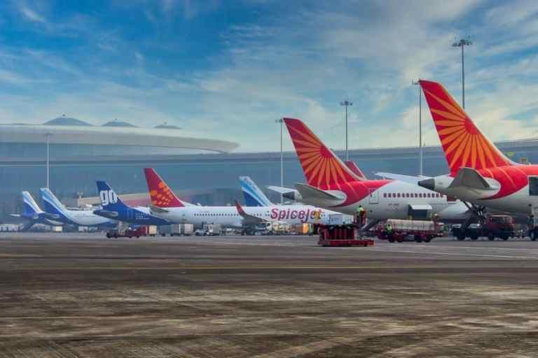 Domestic Flights 60 Percent Capacity