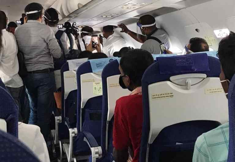 IndiGo Safety Violation By Media