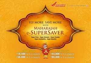 Maharajah e-SuperSaver Scheme