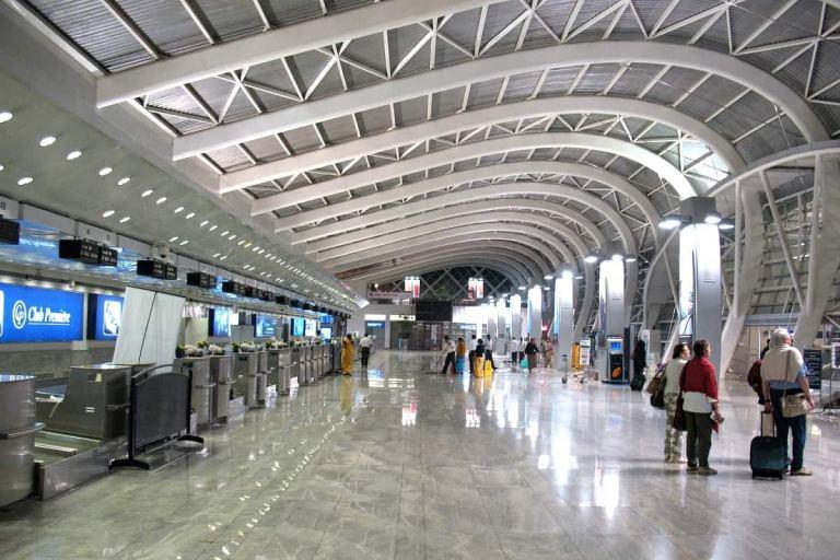 Mumbai Airport Contact-less Check-in