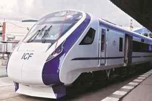 Railways Revised Tender Vande Bharat Trains