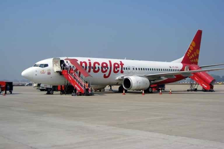 SpiceJet Flights Darbhanga