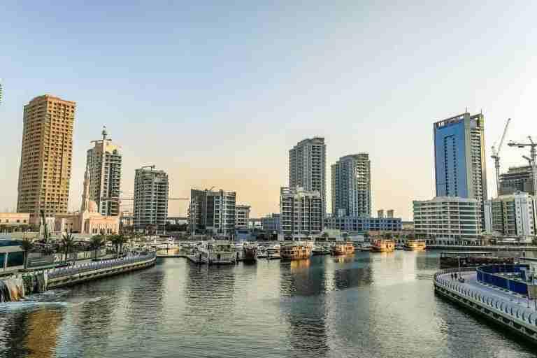 UAE Reopens All 7 Regions