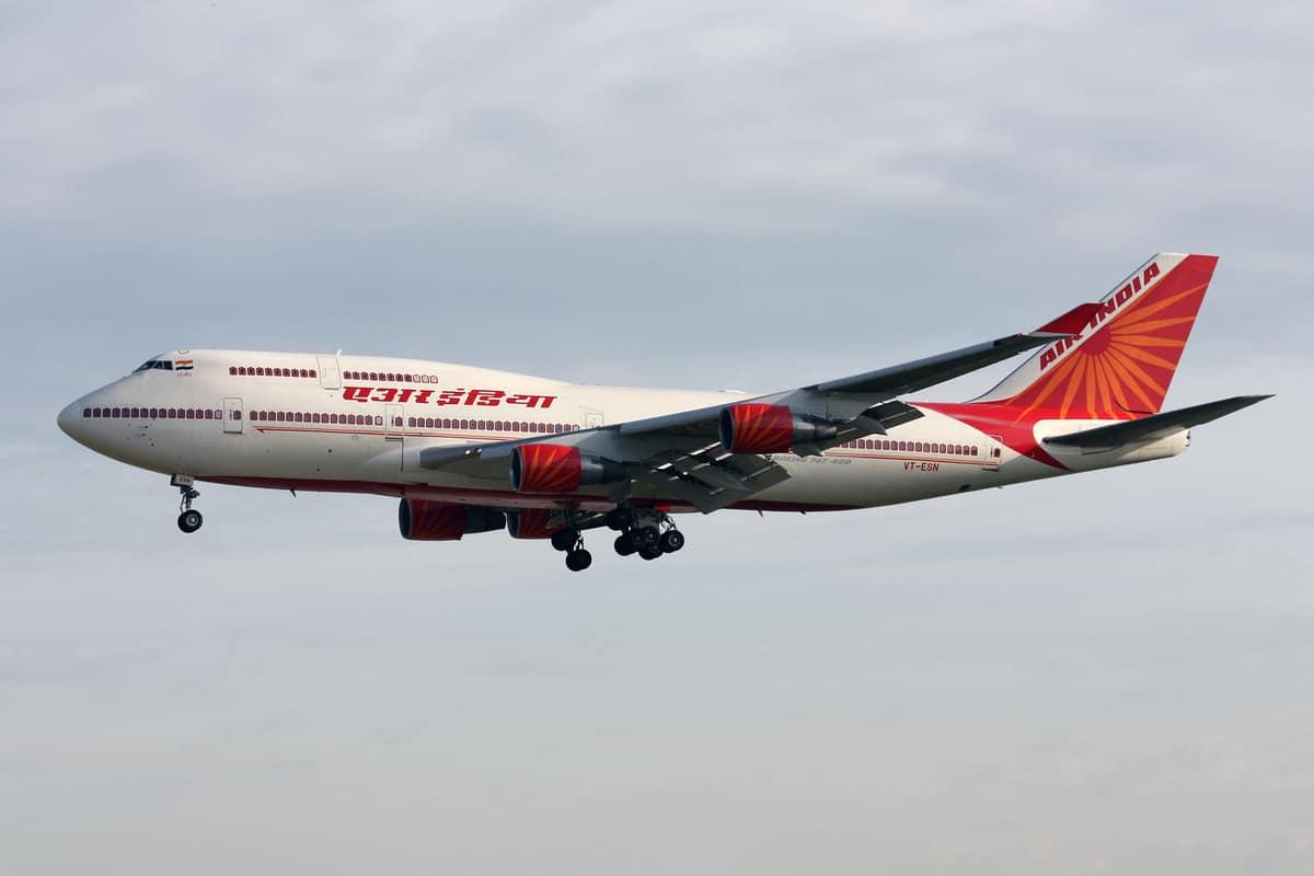 Vande Bharat Mission Air India Flights September 16