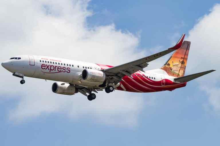 Air India Express Flights Bahrain November