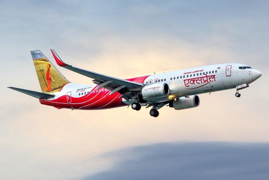 Air India Express Flights UAE November