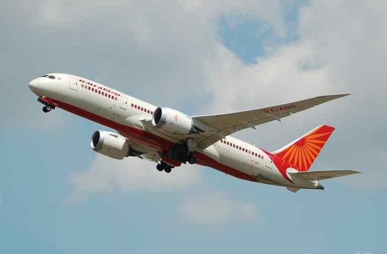 Air India Flights Hong Kong Delhi