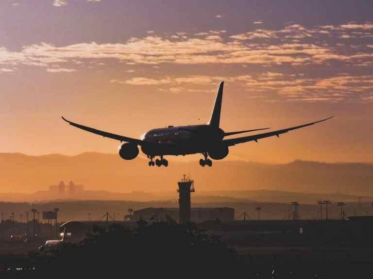 International Flights Suspended Till November 30