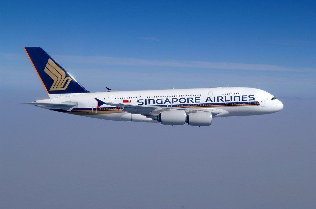 Singapore Airlines Restart Flight To New York