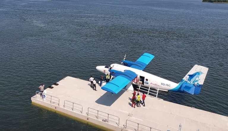 SpiceJet Launch Seaplane