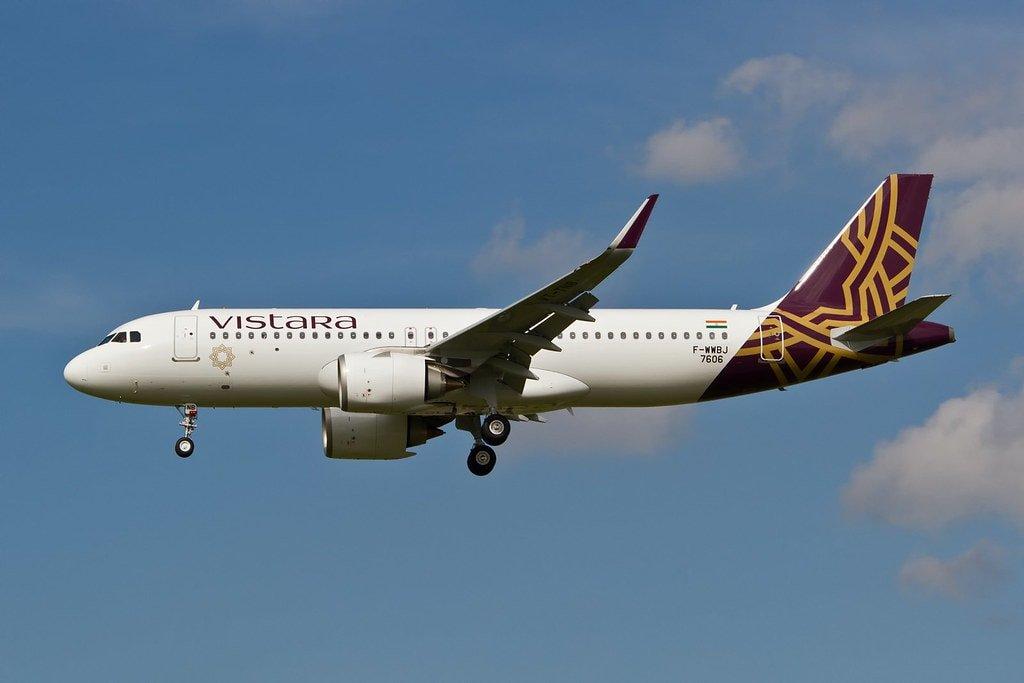 Vistara Additional Flights To Goa