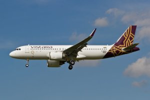 Vistara Additional Flights To Goa