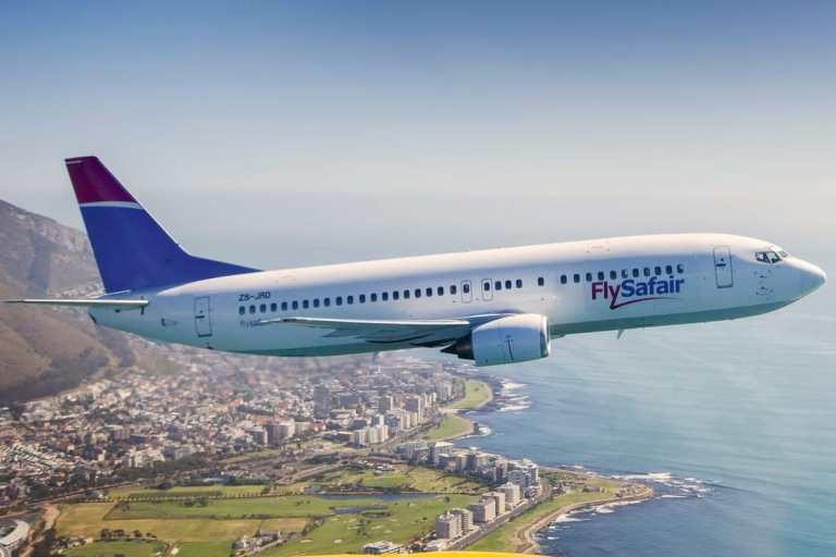 Emirates Partners With FlySafair