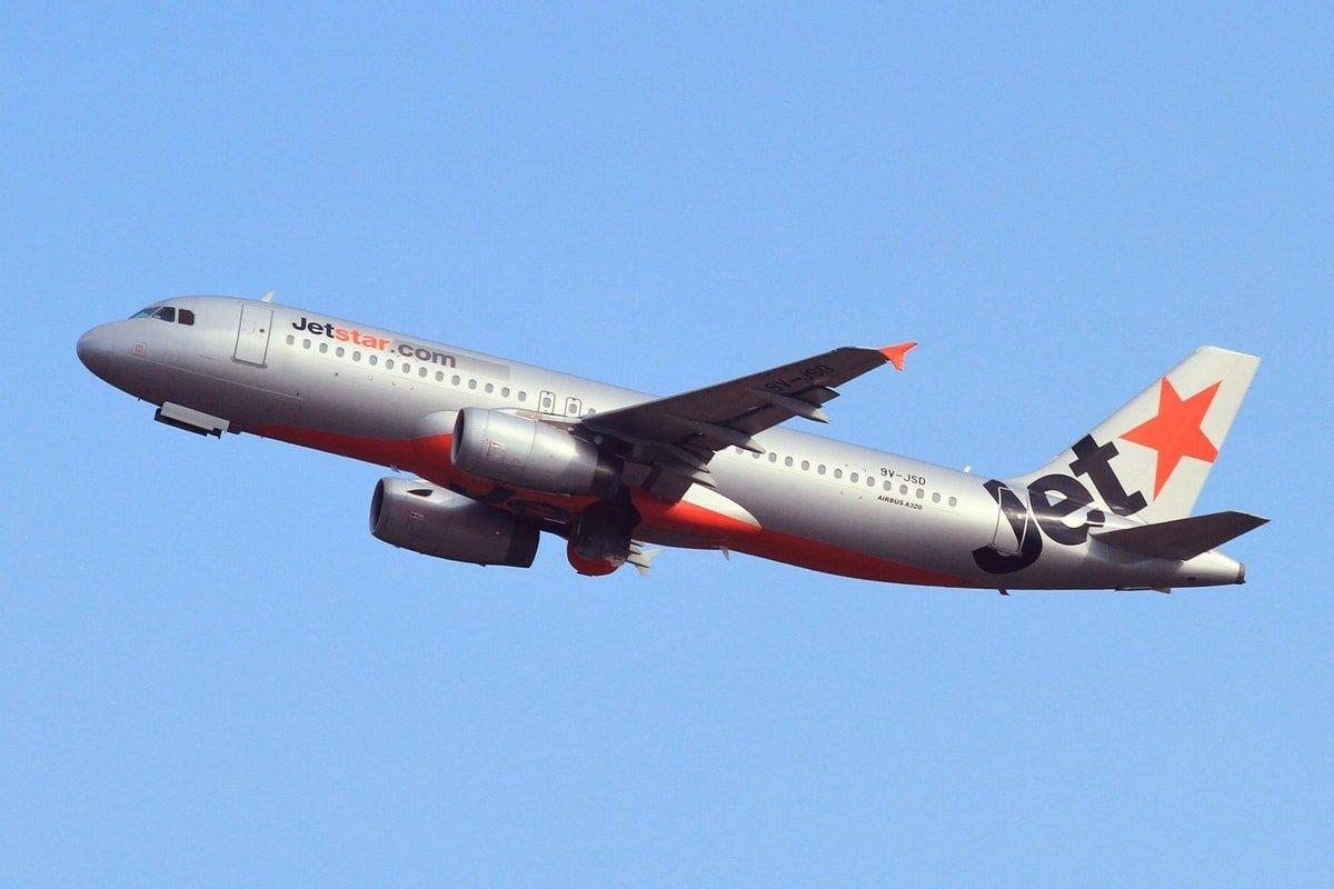 Jetstar Asia Passengers Transit Singapore