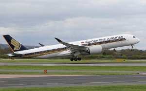 Singapore Airlines Flights San Francisco