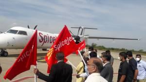 SpiceJet Hyderabad Nashik Flight Under UDAN