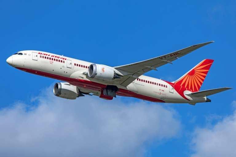 Air India Senior Citizen Discount