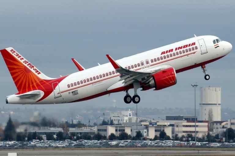 Air India Singapore flights