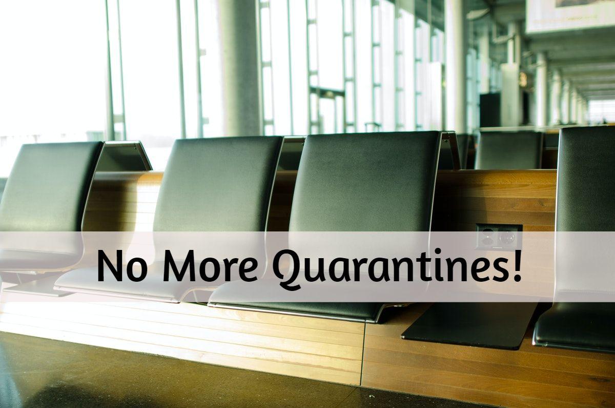 European Airlines Urge To End Quarantines