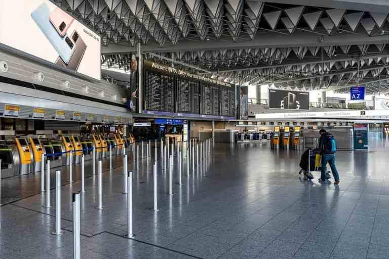 European Nations Flights Ban