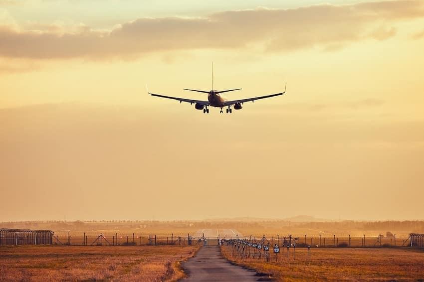 Regular International Flights Resume