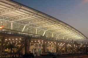 Chennai Airport New Terminal