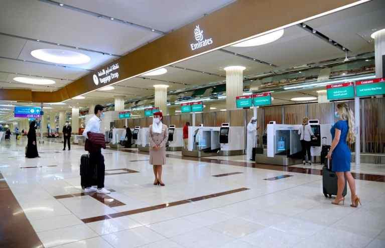 Emirates Anticipates Peak Travel Period