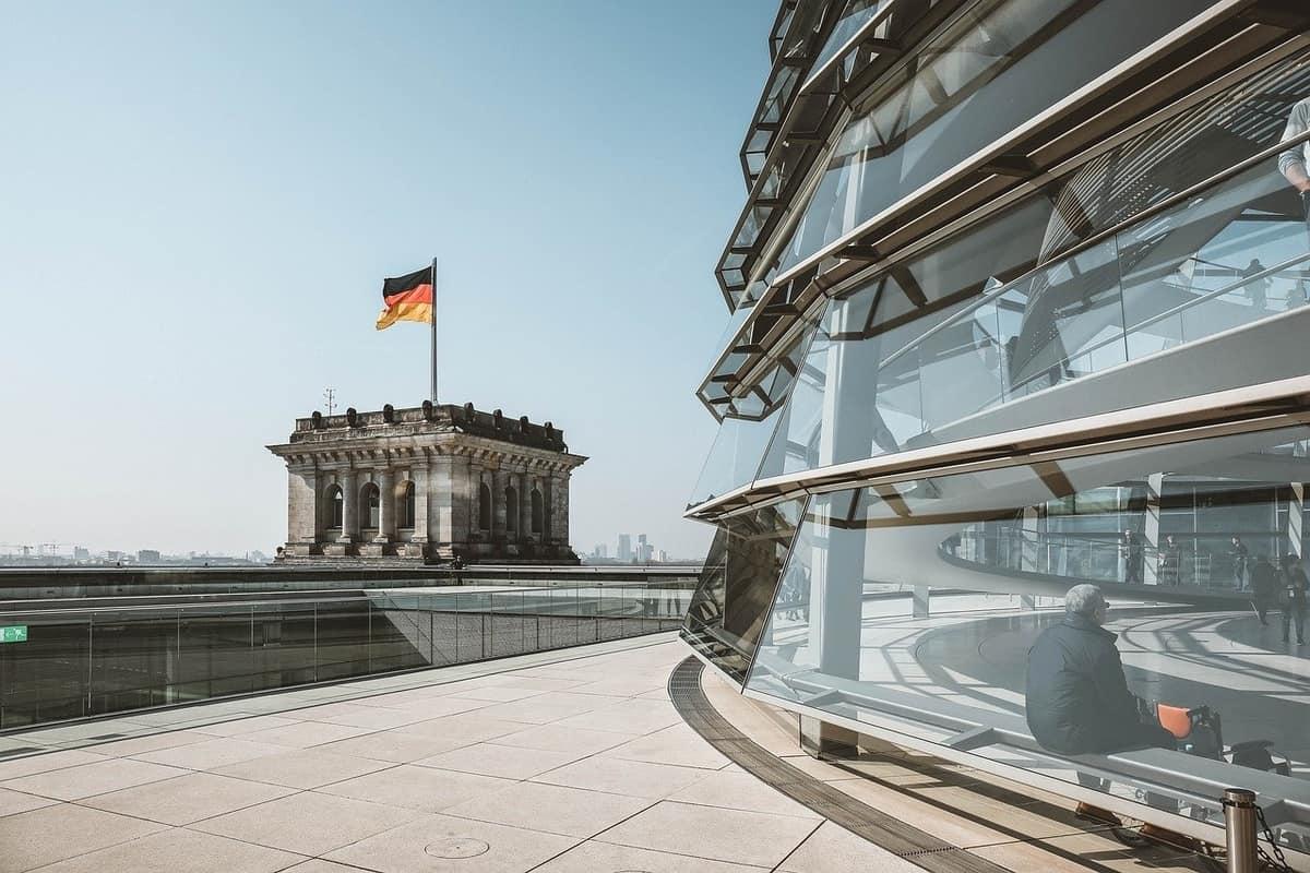 Germany Completely Halt International Flight