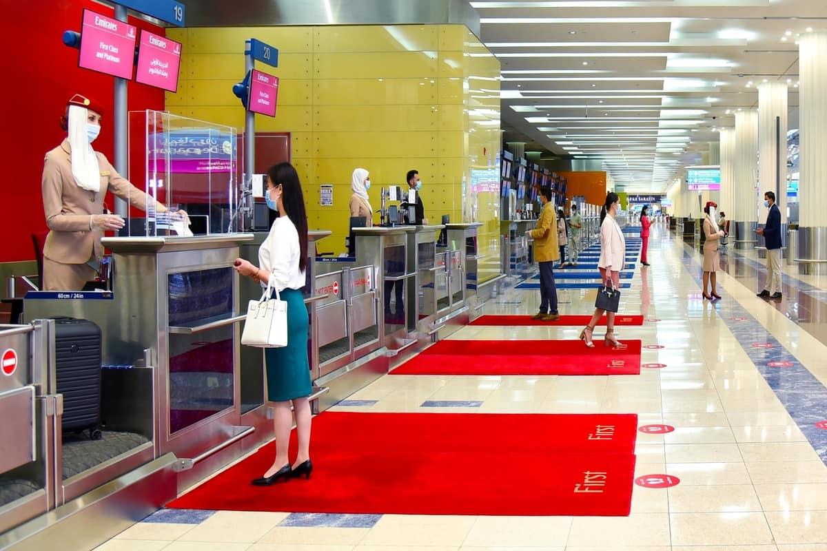 IATA Travel Pass Emirates