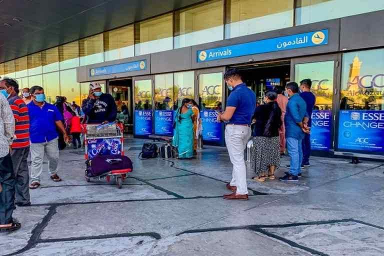 India UAE travelling Guidelines