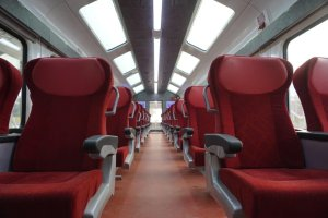Jan Shatabdi Express Vistadome Coaches