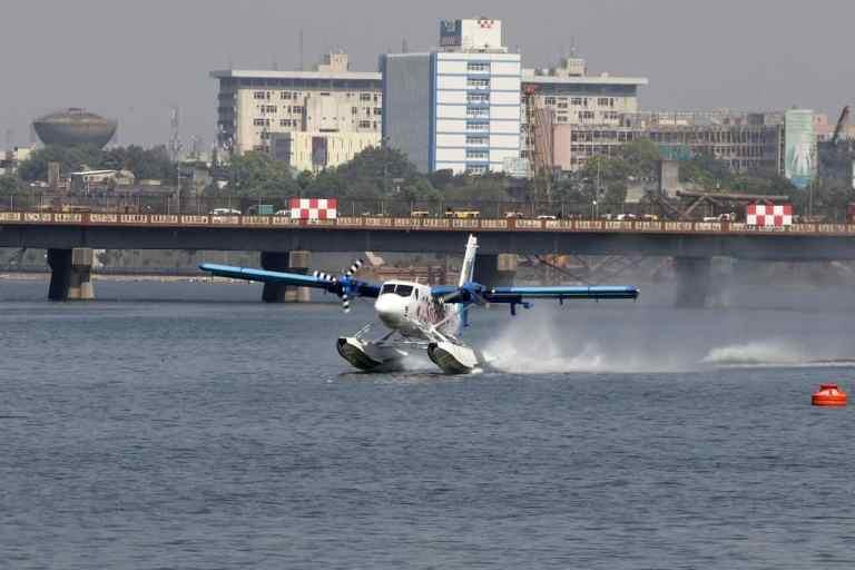 Seaplane Delhi Ayodhya Uttarakhand