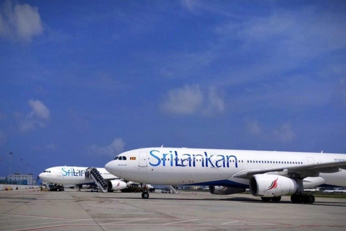 Sri Lanka Airports Reopen