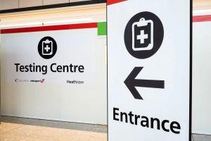 UK Pre-Departure Testing
