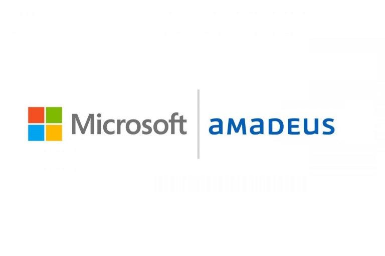 Amadeus Partners With Microsoft