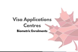 Canada Visa Biometric Enrolments