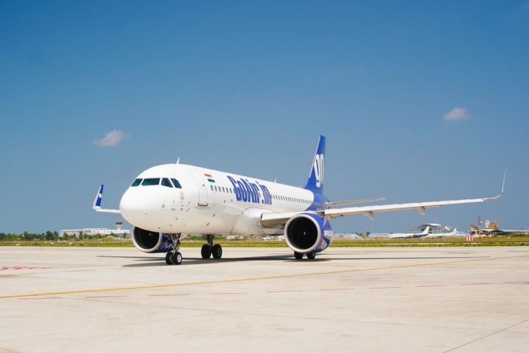 GoAir Flight From Hyderabad to Maldives