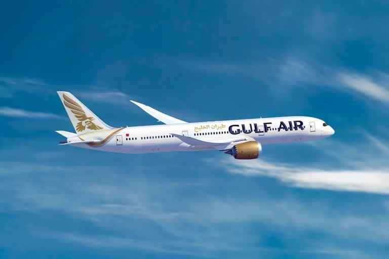 Gulf Air Resumes Flights to Colombo