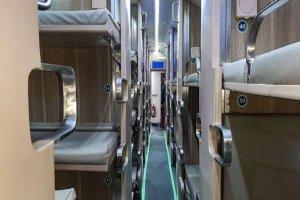 Railways First AC 3 Economy