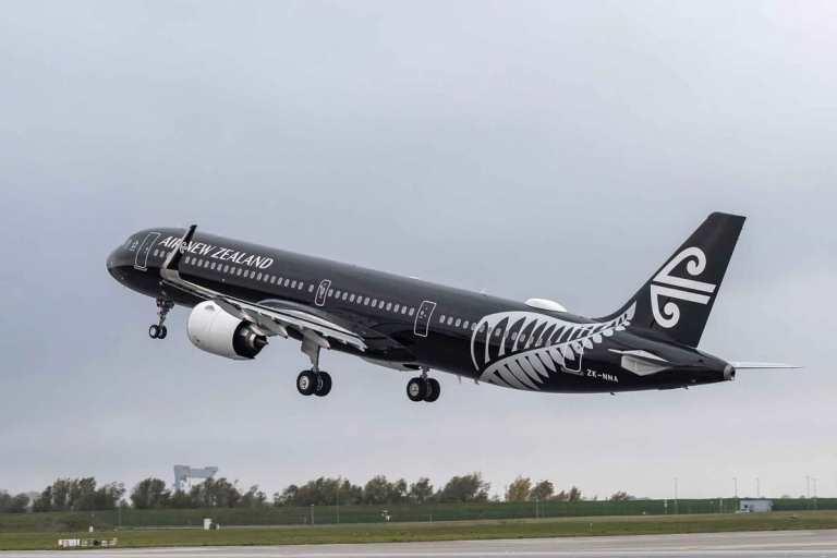 Air New Zealand Quarantine Free Flights