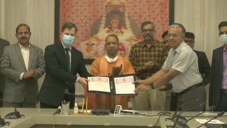 Noida Airport Signs State Support Agreement