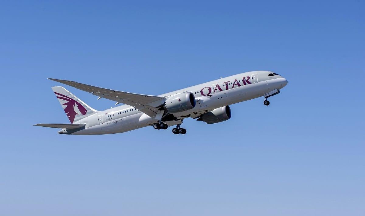 Qatar Airways Updates PCR Test Requirement