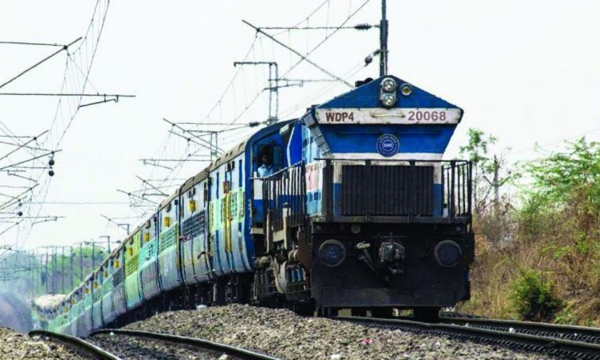 Trains To Pre-Covid In Next Two Months