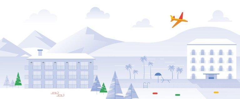 Google Travel Tool