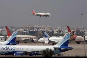 No Flight Operation At Kolkata Airport